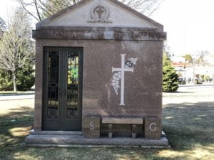 mausoleums in morris county nj