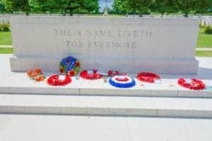memorial slider